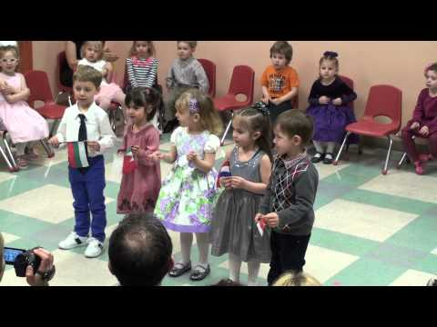Recital Starbright School (III/2013) -part 2 - 03/14/2013