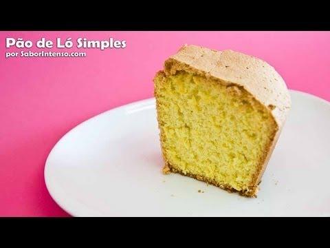 Receitas de pão caseiro simples