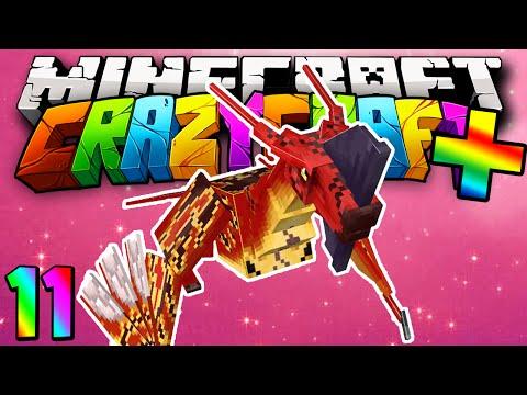 Minecraft Mods Crazy Craft PLUS Speed Run