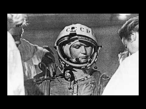 Valentina Tereshkova - first woman in space