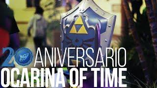 Celebrando el 20 Aniversario de Ocarina of Time 