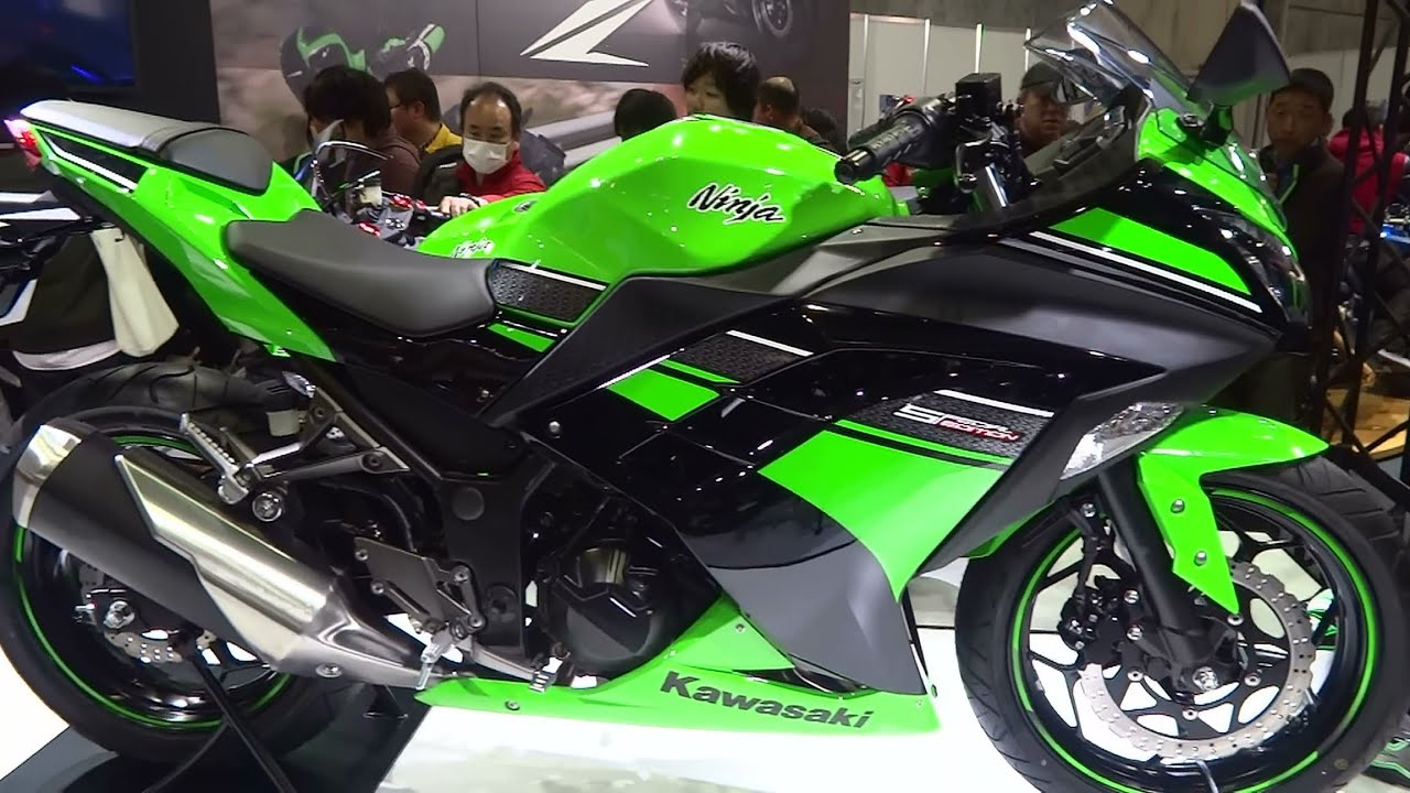 Kawasaki Ninja Zxr Special Edition