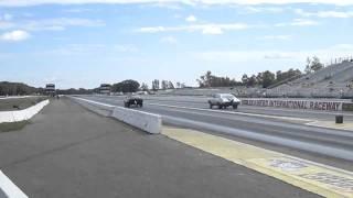1977 Mercury Monarch 427W F2 Procharger 1/4 mile Drag Racing