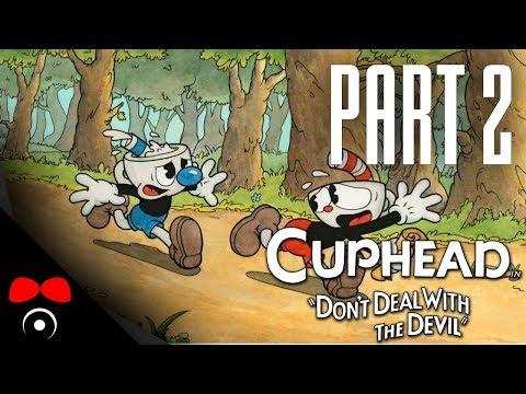 SATANOVA HRA! | Cuphead #1