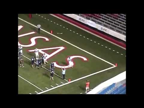 2012 Lakeside vs. Little Rock Christian Academy