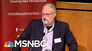 What Happened Between Jamal Khashoggi And The Saudi Crown Prince? | MTP Daily | MSNBC