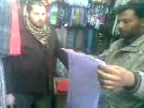 Şam- Hamidiye Çarşısında Alışveriş /// Shopping in Damascus Hamidiye Basar