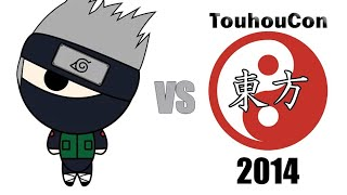 Kakashi - Mission: TouhouCon 2014
