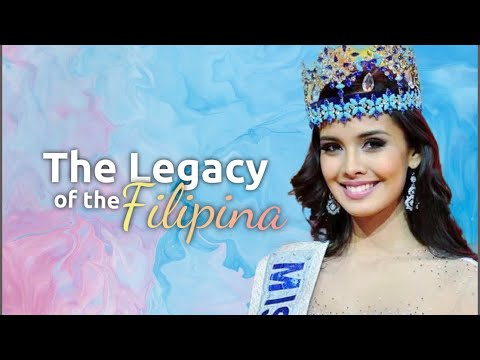 Raymondtv Episode 3: History And Victory Of Filipina Beauty Queen video