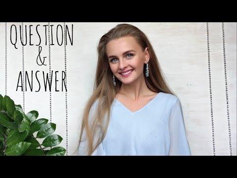 Вопрос-Ответ - Про Друзей,Цели, Питание, Уход за кожей
