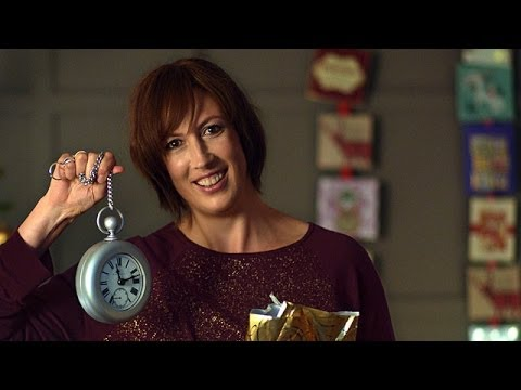 Miranda Hart shares her Christmas Acting Masterclass - BBC One Christmas 2013