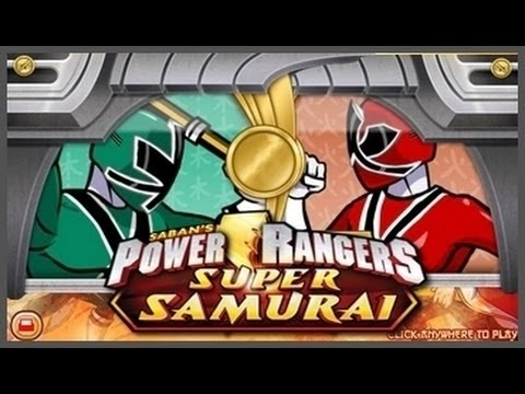 Power Rangers Samurai Super Samurai - Full Episodes