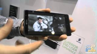 NVIDIA Phoenix exclusive new NVIDIA Phone 4i preview MWC 2013