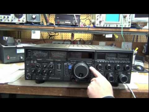 Yaesu FT-9000 CPU, Memory, and Menu reset procedures
