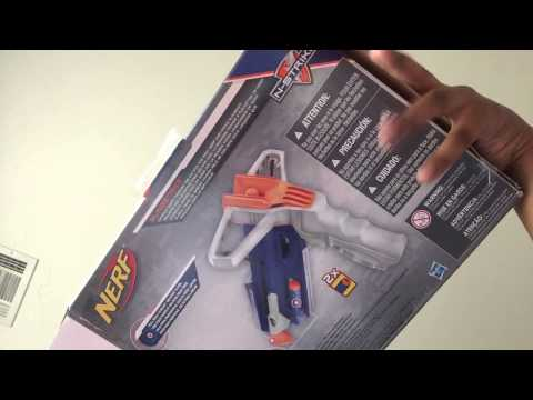 Nerf Sling Fire Review