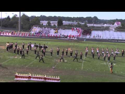 Dillon High School @ Phillip O Berry 2014