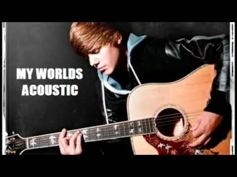 Justin Bieber - Never Say Never (acoustic Version) video