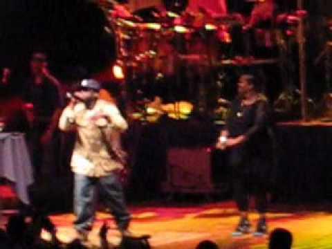 Jill Scott, Chuck Brown , The Roots Live,