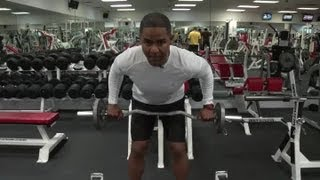Lower Back Weight Exercises For Men : Weightlifting For Men