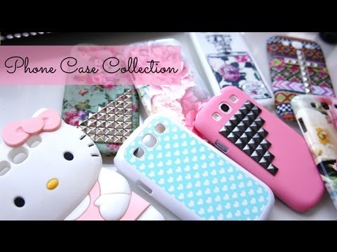 Cute Phone Case Collection (Samsung Galaxy s3)