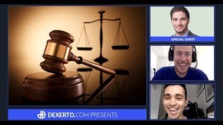 Bryce Blum on Law in Esports, Online Betting, Player Contract Advice | Dexerto Talk Show #10