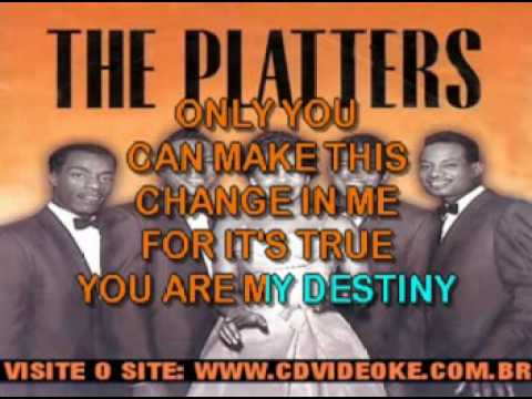 Platters, The   Only You