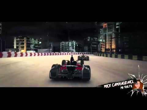 F1/Indy on grid 2 insane speed run dubai