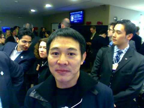 Jet Li - Davos Debates 2009