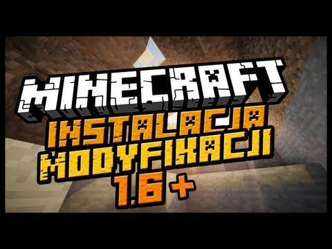 Minecraft: Jak instalować mody na 1.6 +