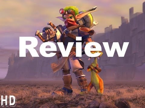 Ps Vita- Jak and Daxter Collection Review