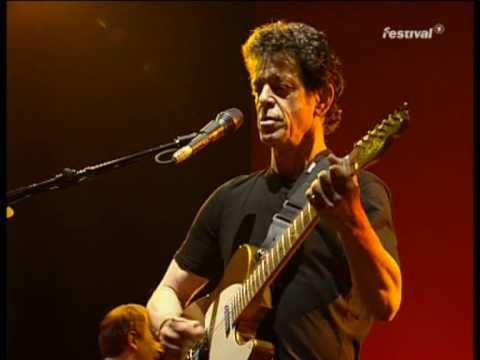 Lou Reed - Paranoia Key of E