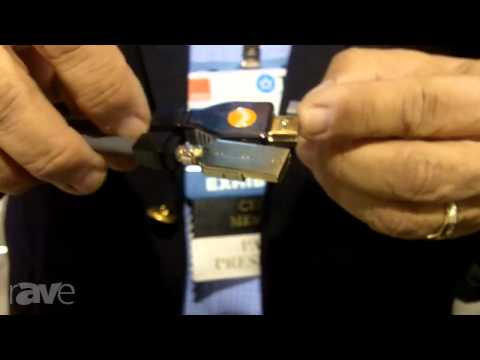 CEDIA 2013: Belden Talks About its Perfect Path Locking HDMI Cables