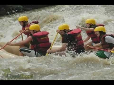 Classic Travel - Costa Rica Rafting