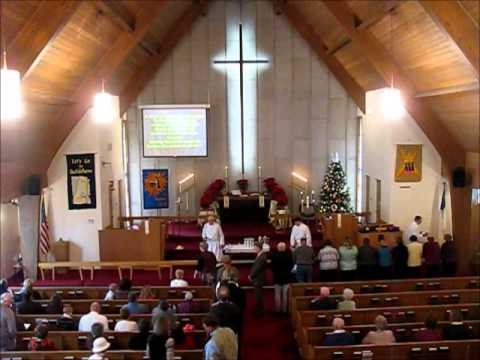 Communion Hymns Our Redeemer Lutheran 1-5-2014 - 01/06/2014
