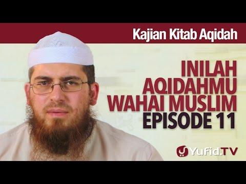 Serial Kajian Aqidah: Episode 11 - Syaikh Abdurrahman Bin Muhammad Musa Alu Nasr