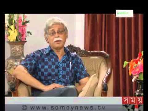 muhammad zafar iqbal Exclusive Interview Somoy TV