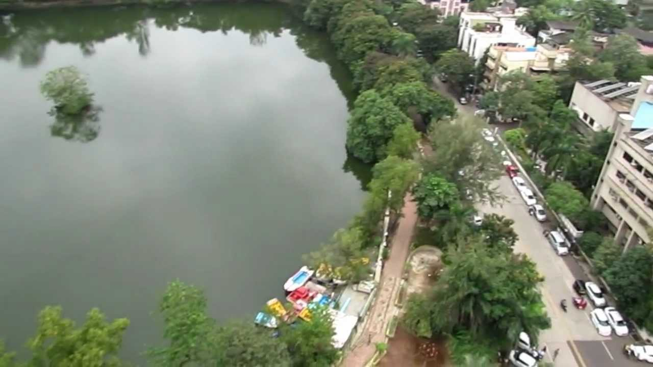 Lake Birds Eye View Birds Eye View of Kacharali