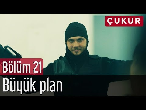 Çukur 21. Bölüm - Yamaç ve Vartolu'dan Büyük Plan