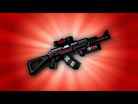 Pixel Gun 3D - AK-48 UP2 [Review]