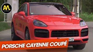 Porsche Cayenne Coupé : le SUV qui rêvait d'être une 911