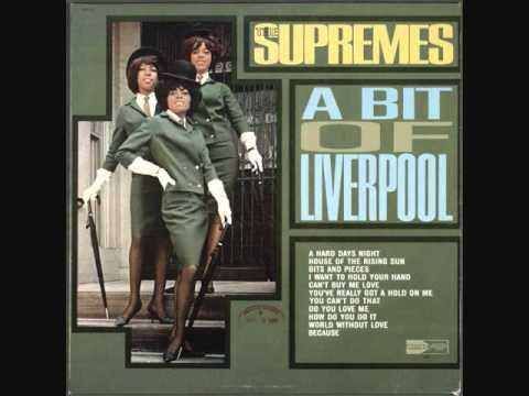 Titelbild des Gesangs Because von The Supremes
