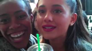 Ariana Grande fan moments