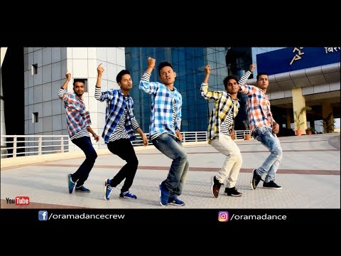 No Make Up | Bilal Saeed | Dance Video | By ORAMA DANCE CREW