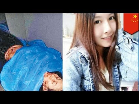 Chinese Student Stabbed To Death By Ex-boyfriend In Dormitory video