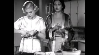 Girls About Town (1931) Scene 2 Pre -Code ~ Lilyan Tashman , Kay Francis