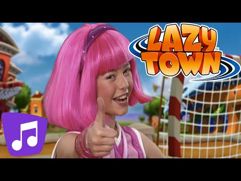 Never Say Never | LazyTown Music Video