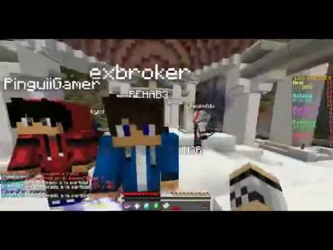 Minecraft Los Puentes Jugando En OlimpoCraft