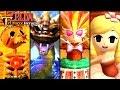 Zelda Triforce Heroes ALL BOSSES, Final Boss & ENDING