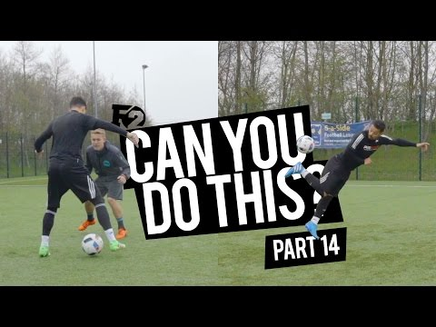 Learn Amazing Football Skills! CAN YOU DO THIS!? Part 14 | F2Freestylers