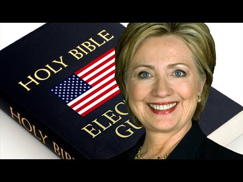 Is The Bible Really Hillary's Favorite Book Or Is She A Politician?